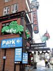 St Patrick's day - Irish pub